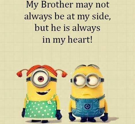 Top 29 Cute Brother Quotes from Sister | Beautiful Thoughts and