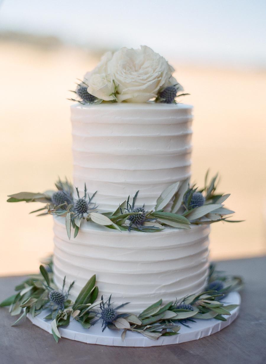 The Prettiest Soft Blue Wedding You've Ever Laid E