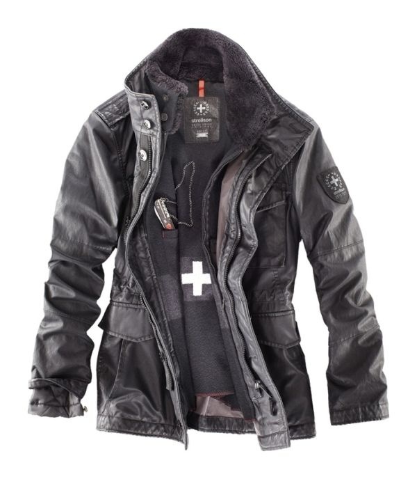 Strellson Swiss Cross Revival Jacket by PiaD | Uniform