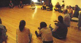 """Seculta participa en el """"encuentro de teatro hecho por niñas y niños"""""""