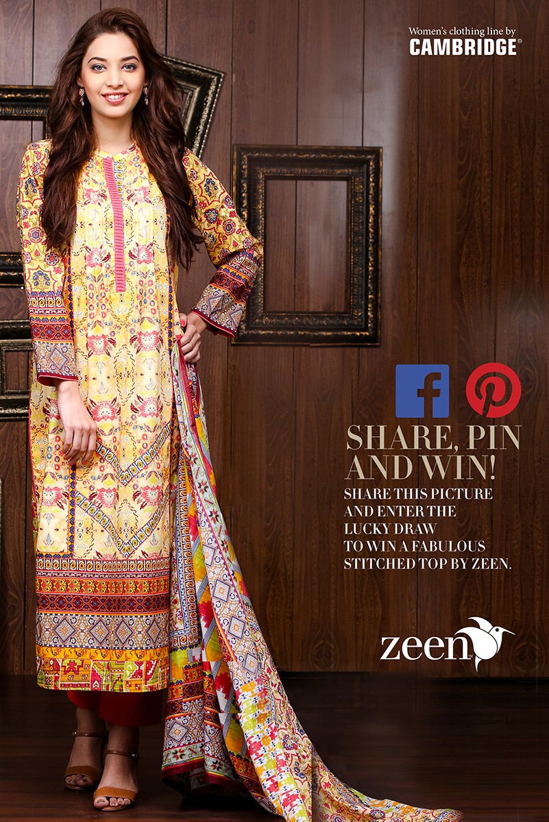 Win this fabulous Top by Zeen this Winter!! Share on Facebook & Pin it on Pinterest (Contest ends on Wednesday, 31st of Dec, 2014) Follow us on Facebook: https://www.facebook.com/zeenwoman