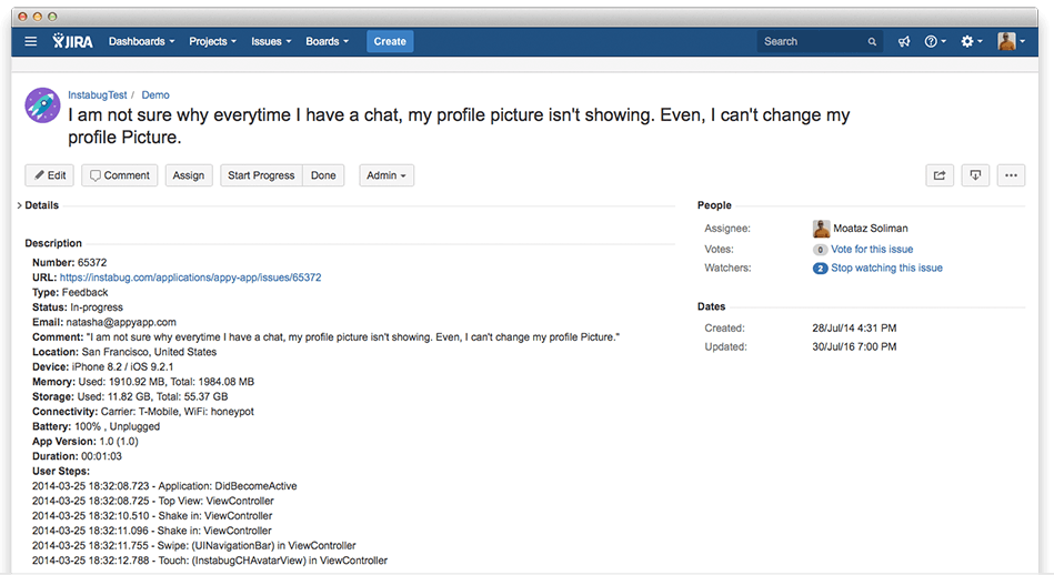 Bug Report Template Jira 8 Things You Should Do In Bug