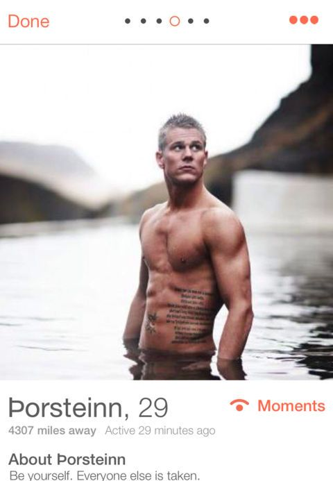 Hotteste dating profil pics