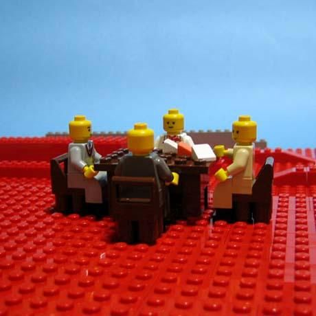 when lego meets music