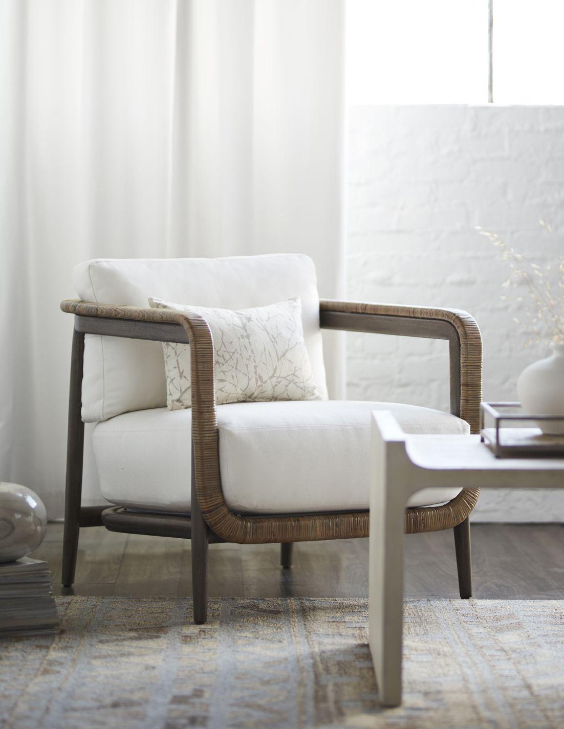 Best Palecek Duvall Lounge Chair Hardwood Frame Legs And Pole 400 x 300