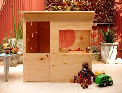simple play house
