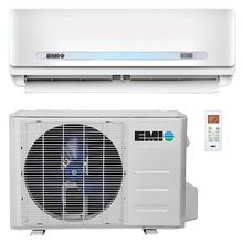 Emi Sz1h09d Walh09d I Verter 9 000 Btu 22 8 Seer Ductless Mini Split Heat Pump 230v Ductless Mini Split Heat Pump Air Conditioner Ductless