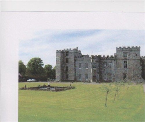 Photo of William Lord of Chillingham Castle Bennett CB