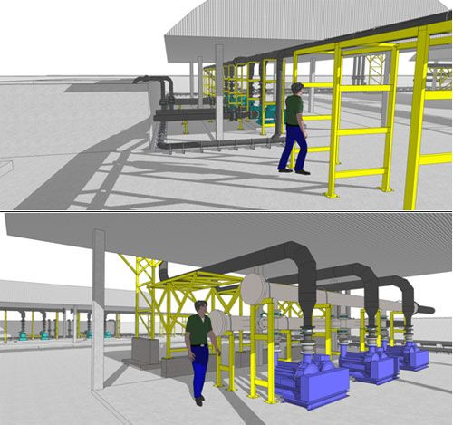Importance of sketchup dynamic components in construction: The