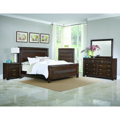 Homelegance Nealon Panel Customizable Bedroom Set Bedroom Set Master Bedroom Set Bedroom Sets Queen