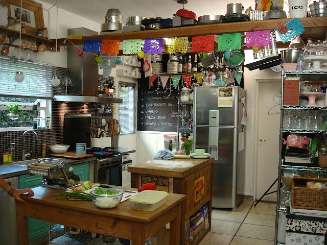 mi cocina boho kitchen home decor interior on boho chic kitchen table id=68243