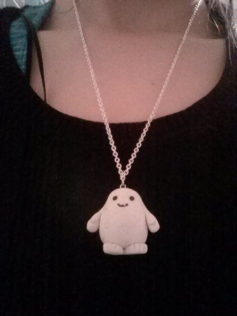 Adipose necklace