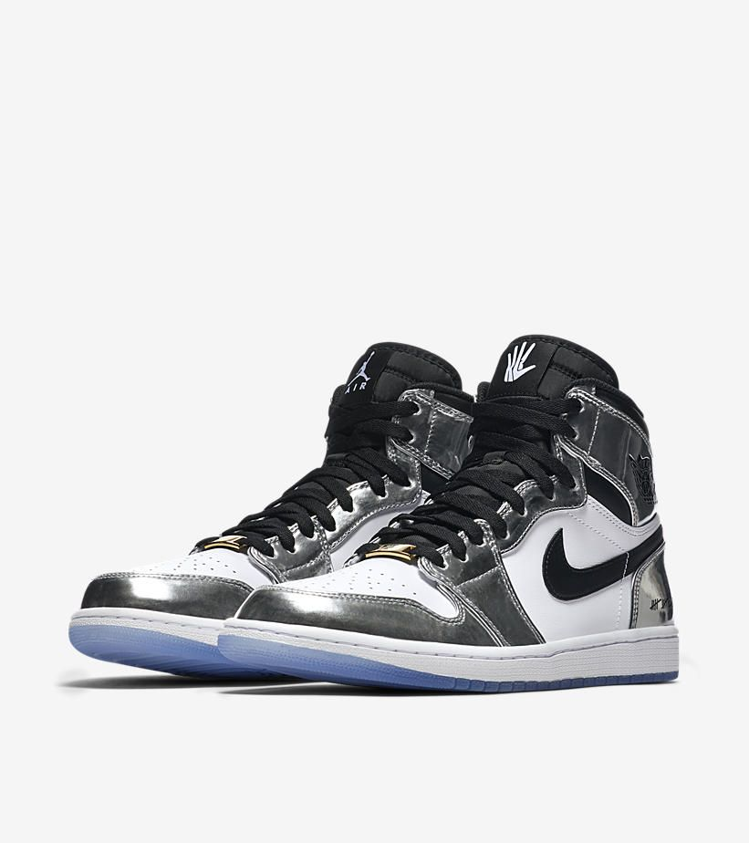 816aac16f5c Air Jordan I (1) Retro 'Pass the Torch' (Art of a Champion) -Release Date:  Friday, April 27th 2018 -Price: $145