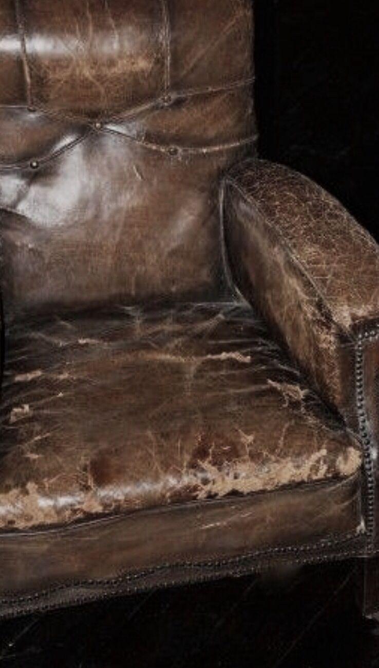 couleur les bruns beautiful brown in 2019 fauteuil cuir rh pinterest fr
