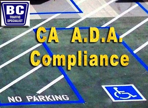 Are You Ada Compliant Bc Traffic Specialist Can Handle All Your