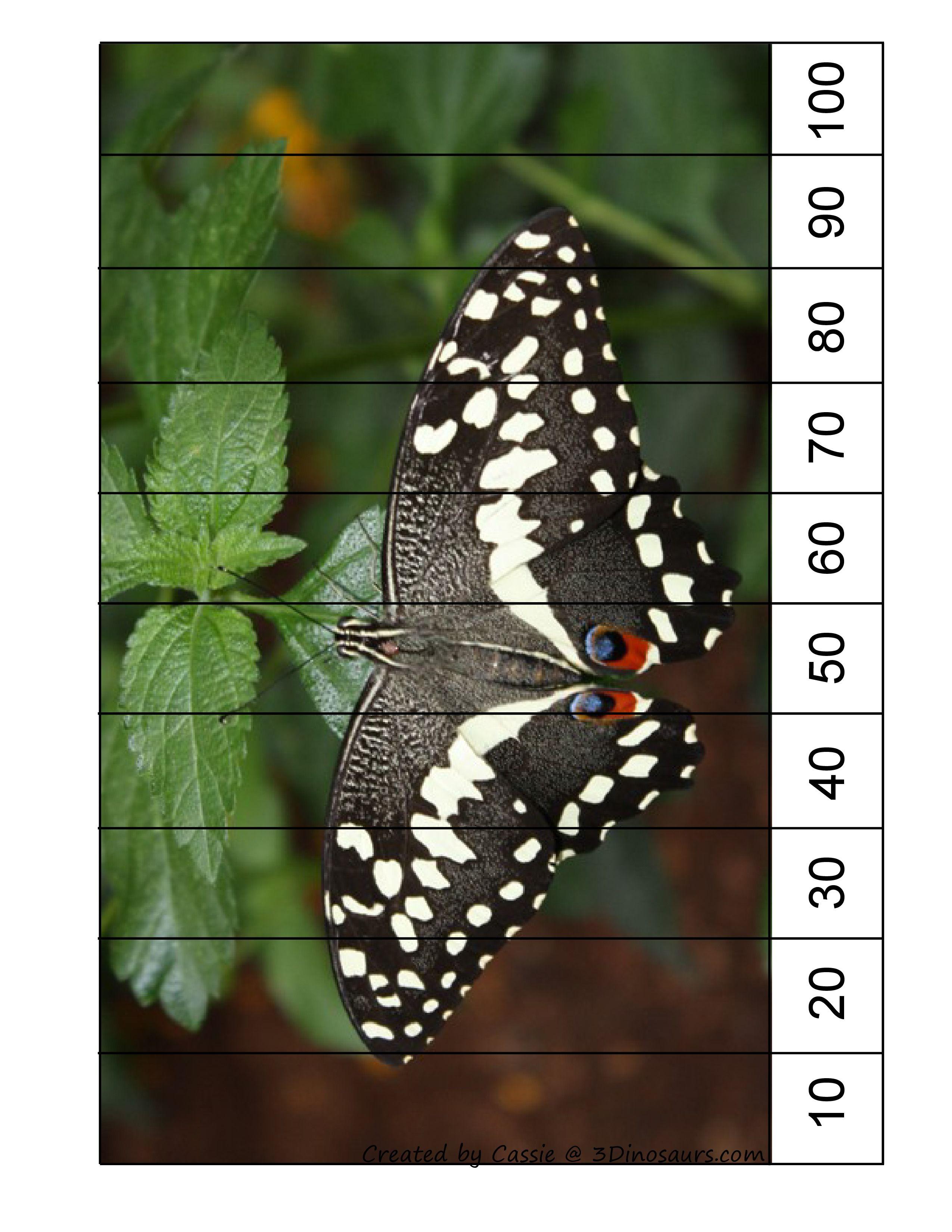 butterfly-number-puzzle.jpg (Imagen JPEG, 2550 × 3300 píxeles ...