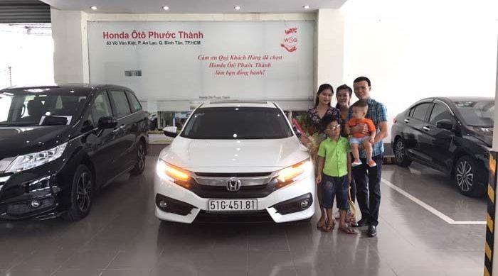 """Với mong muốn tri ân tất cả các khách hàng đã cùng đồng hành, tin tưởng và ủng hộ thương hiệu Honda Ôtô, từ ngày 01/07/2017 đến hết ngày 31/07/2017, Honda Việt Nam đã phối hợp cùng 19 đại lý trên toàn quốc triển khai thành công chương trình ưu đãi hấp dẫn """"Mua xe Honda, cơ hội trúng xe Accord"""" với tổng giá trị lên đến hơn 4 tỷ đồng.  Cụ thể, khách hàng khi mua xe Honda CR-V, Civic, Accord hoặc Odyssey và hoàn thành thủ tục thanh toán 100% trong thời gian khuyến mại sẽ có c..."""