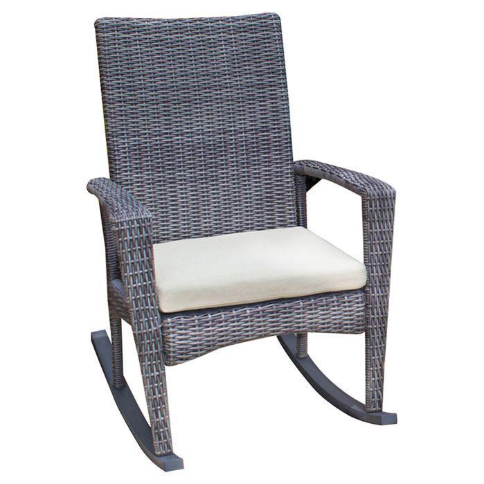 legere rocking chair beach condo patio rocking chairs rocking rh pinterest com