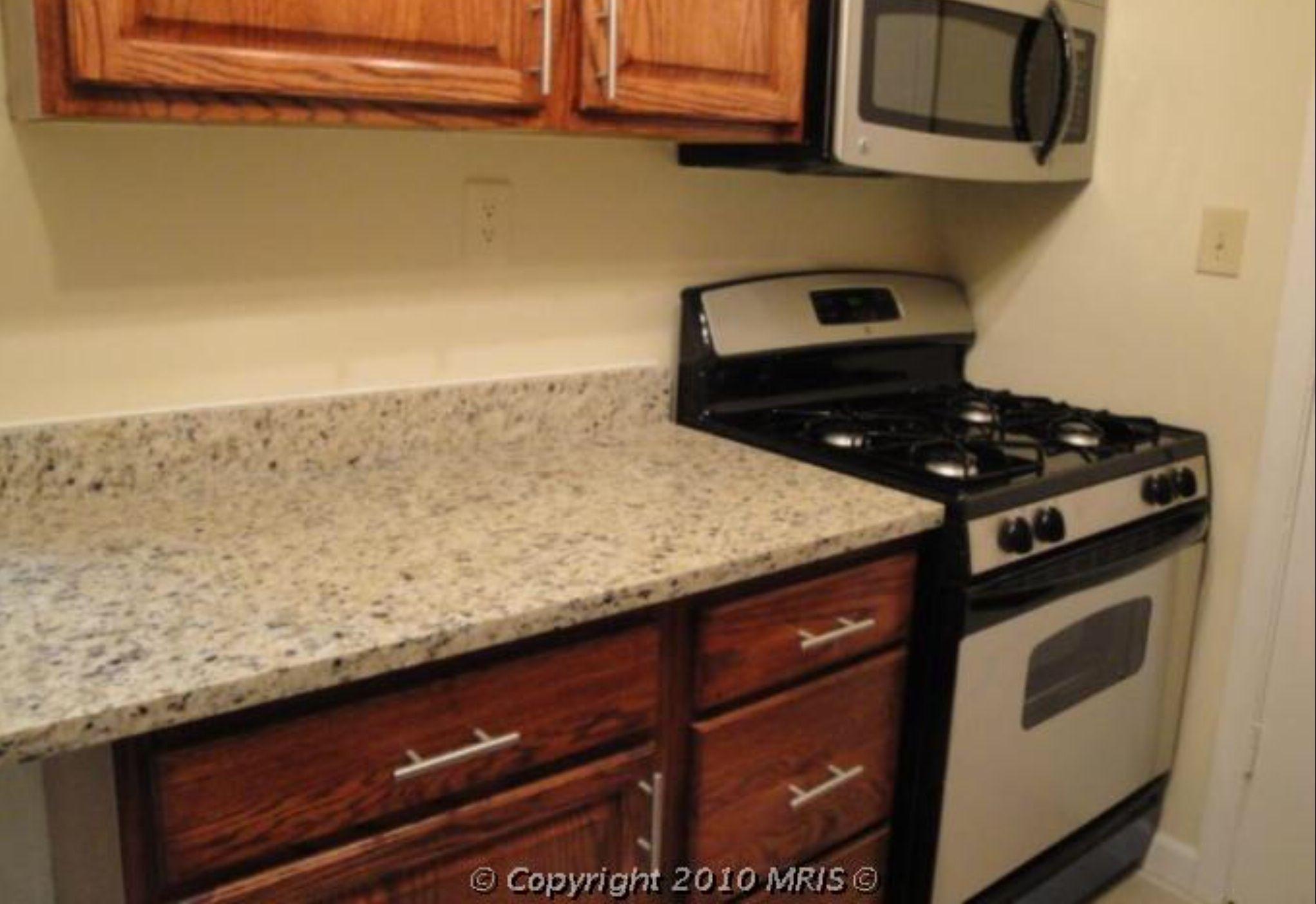 Galley Kitchen, counter