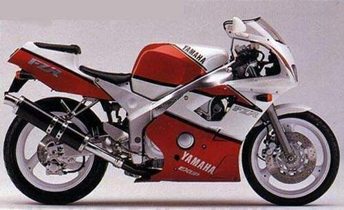 Yamaha Fzr400 Factory Repair Manual 1986 1994 Download Repair Manuals Yamaha Yamaha Bikes