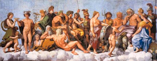 Dioses Griegos Y Mitología Griega Fascinantes Pequeocio Mitologia Griega Mitología Dioses Griegos