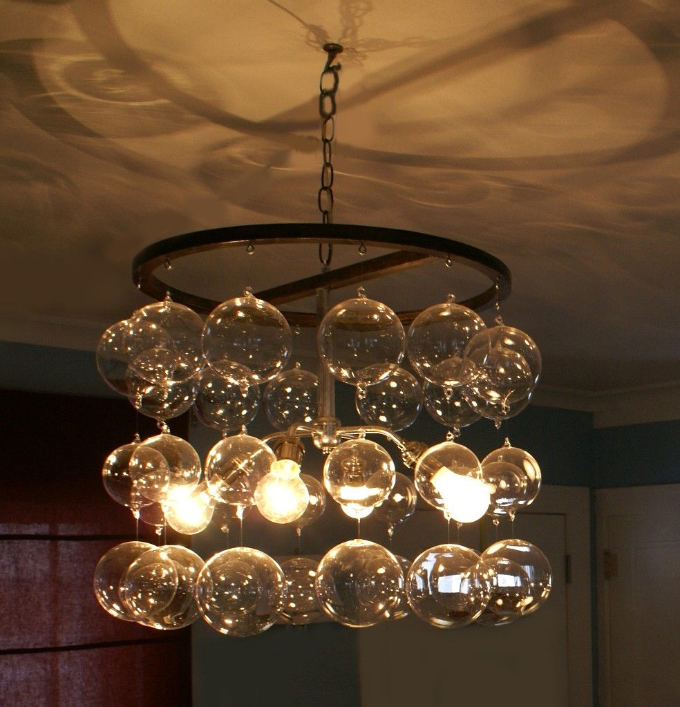 Glass ball chandeliers google search van pinterest chandeliers glass ball chandeliers google search mozeypictures Choice Image