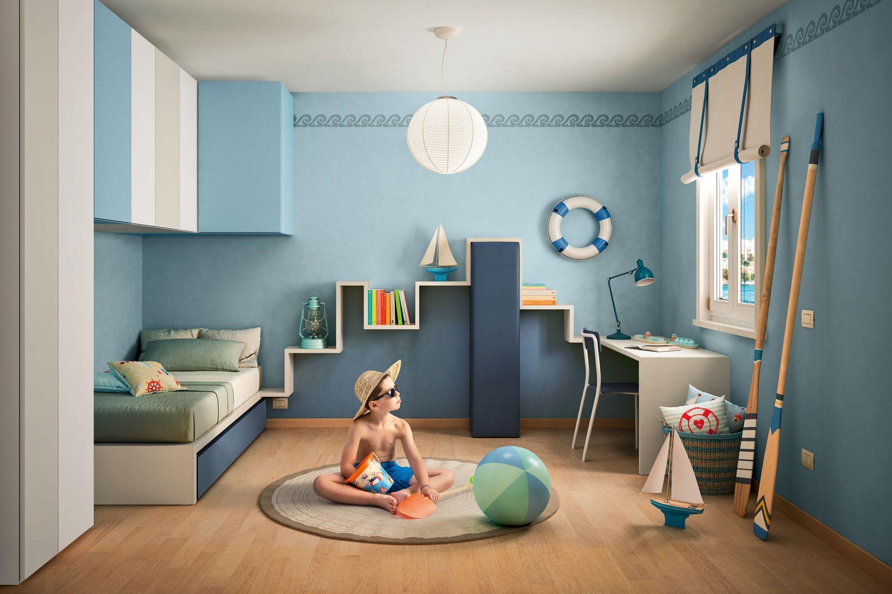 Camerette Moderne Per Bambini E Ragazzi Camerette Camere Da