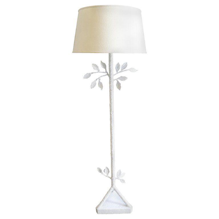 Alberto Giacometti Floor Lamp Cream The Style Of
