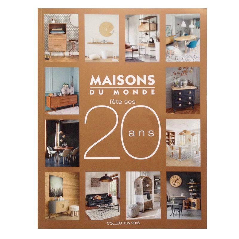 Concours Maison Du Monde.Deco Trendy A T E L I E R Nouveau Catalogue Maisons Du