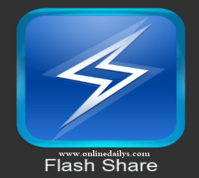 flash share application download for android