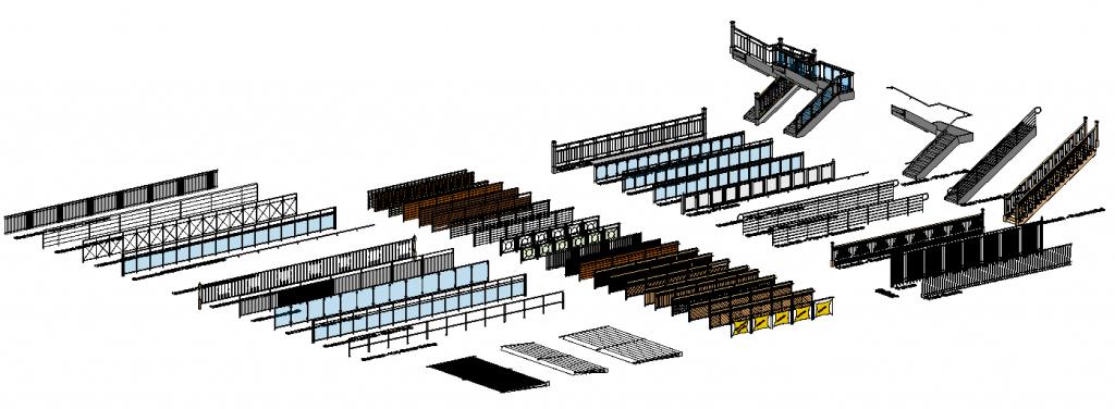 Best Revit 2013 Aula 35 Inserindo E Modificando Guarda Corpos 400 x 300