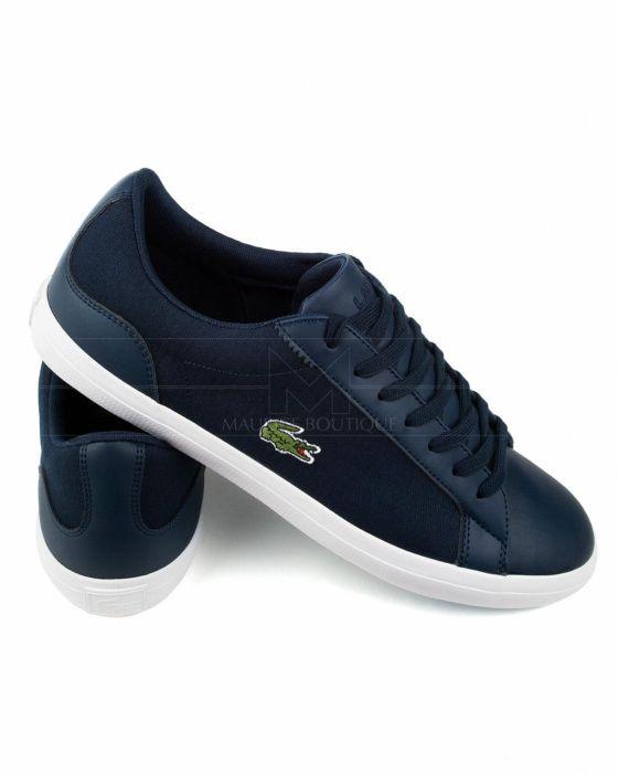Zapatillas 2019 LerondEn Marino Azul Lacoste lTF3KcJ1
