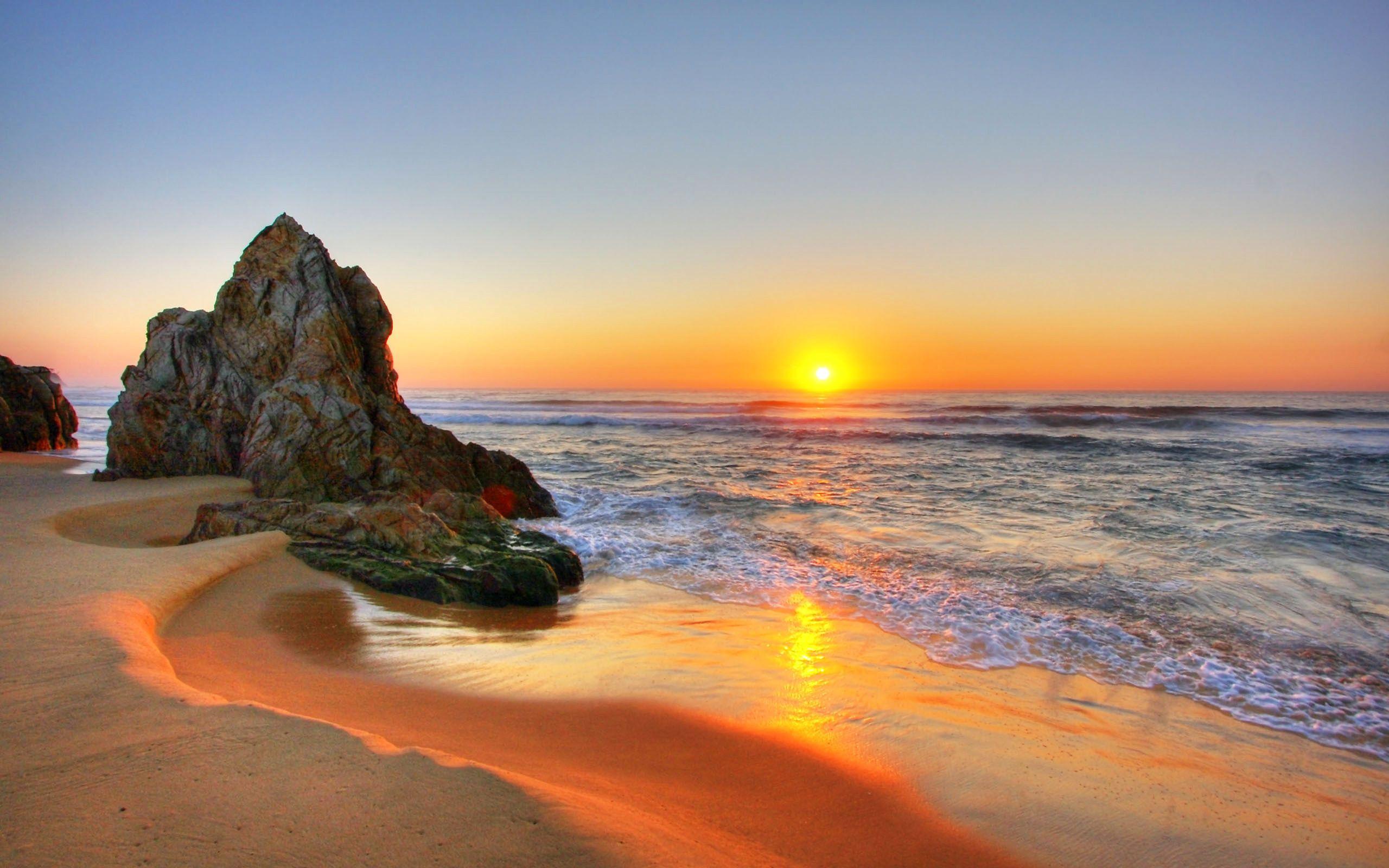 the inspiring view of sunrise on tathra beach australia beach rh pinterest com