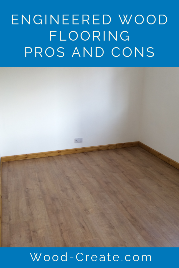 Engineered wood flooring pros and cons Engineered wood