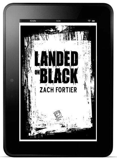 True Crime New Release Spotlight—Landed On Black by Zach Fortier