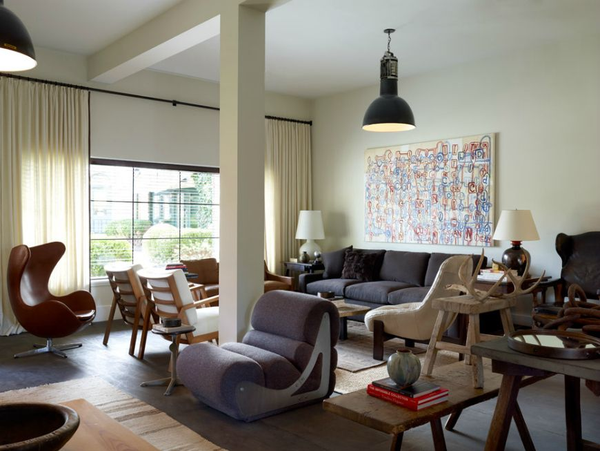7 Contemporary Modern Sofas In Interiors By