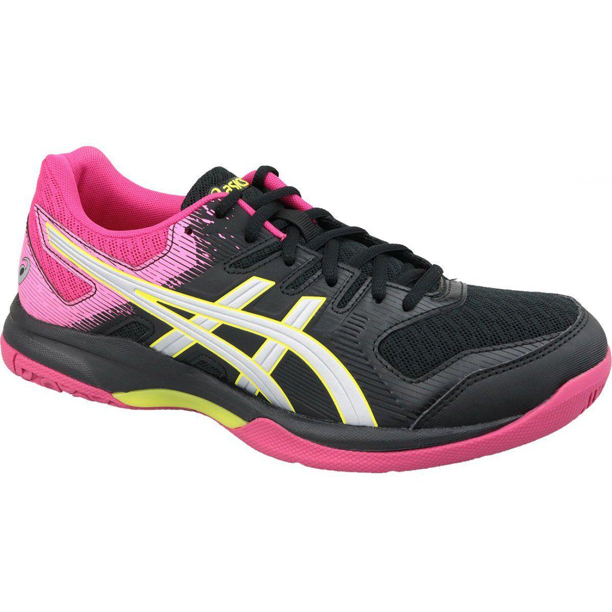 Buty Do Siatkowki Asics Gel Rocket 9 W 1072a034 002 Czarne Czarne Volleyball Shoes Asics Gel Asics
