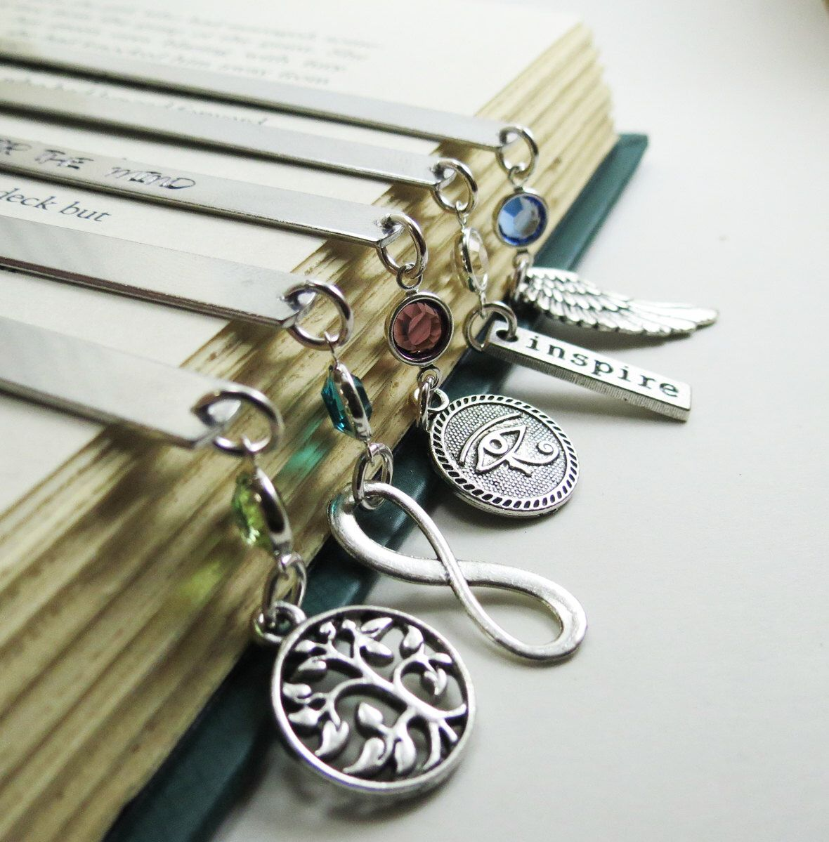 Bookmark Personalized Gift for Mom Wedding Teacher Gift ...