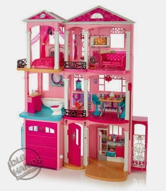 barbie doll house 2015 barbie barbie barbie dream house dolls rh pinterest com