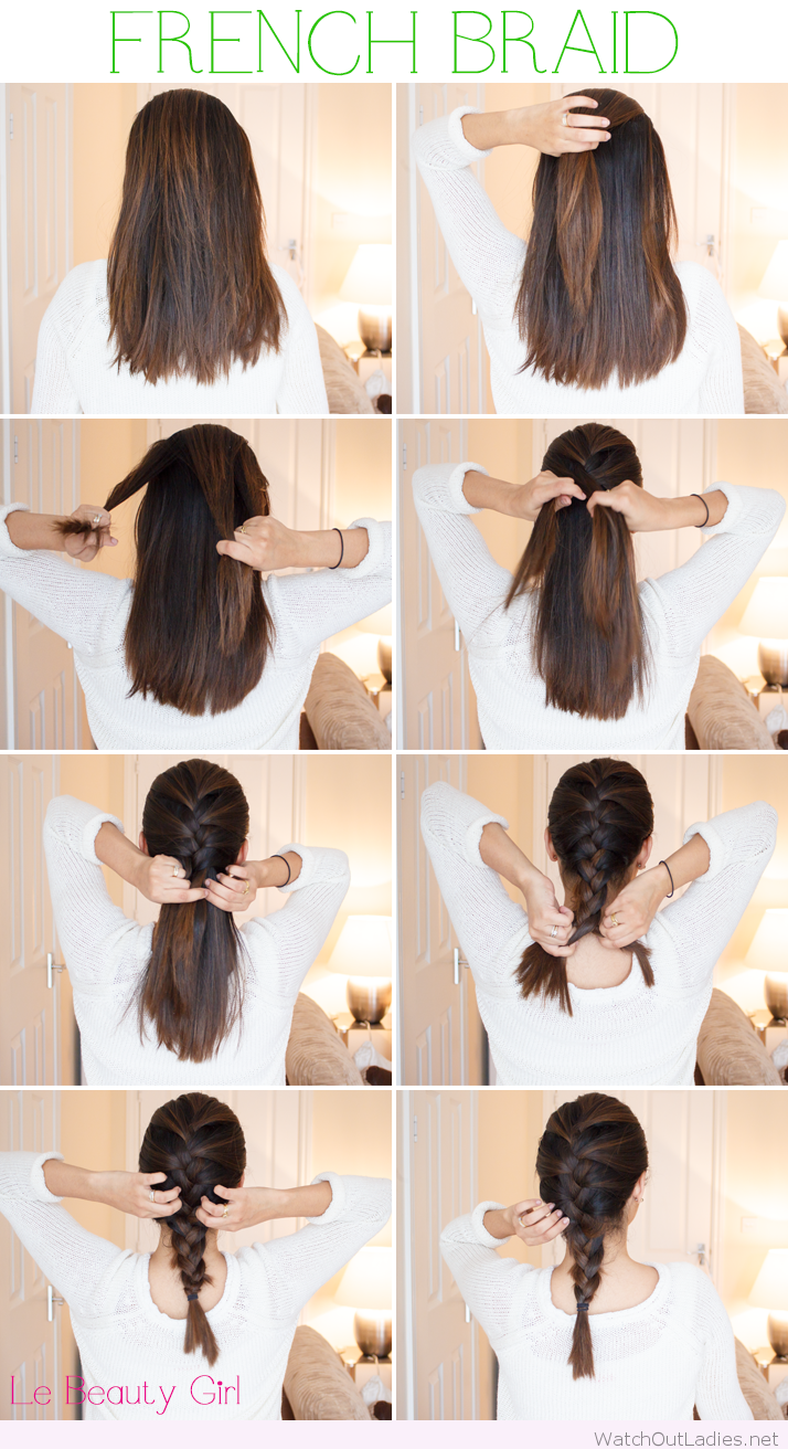 Make A Quick Makeover In Your Look Without Going To A Salon With Only A Braid More Than 20 Cute Brai Long Hair Styles Hair Styles Braided Hairstyles Tutorials