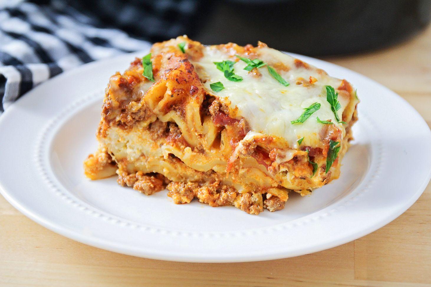 crockpot lasagna recipe yummy pasta dishes recipes lasagna rh pinterest com