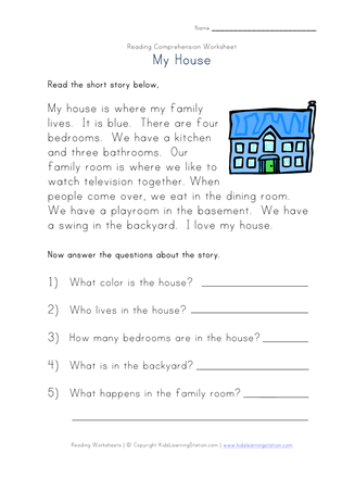 reading comprehension worksheet | Clocks | Pinterest | Englisch und ...