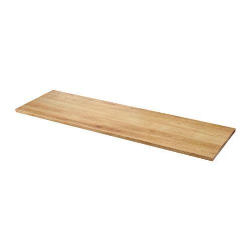 Oak Veneer 98x1 1 2 Countertops