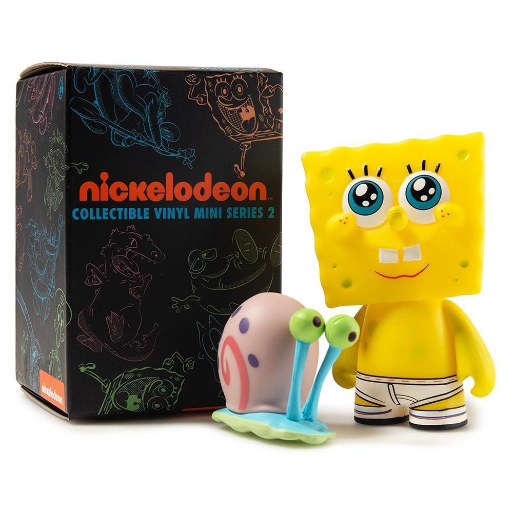 Nickelodeon 90 S Mini Series 2 Blind Box In 2020 Nickelodeon Nickelodeon 90s Vinyl Figures