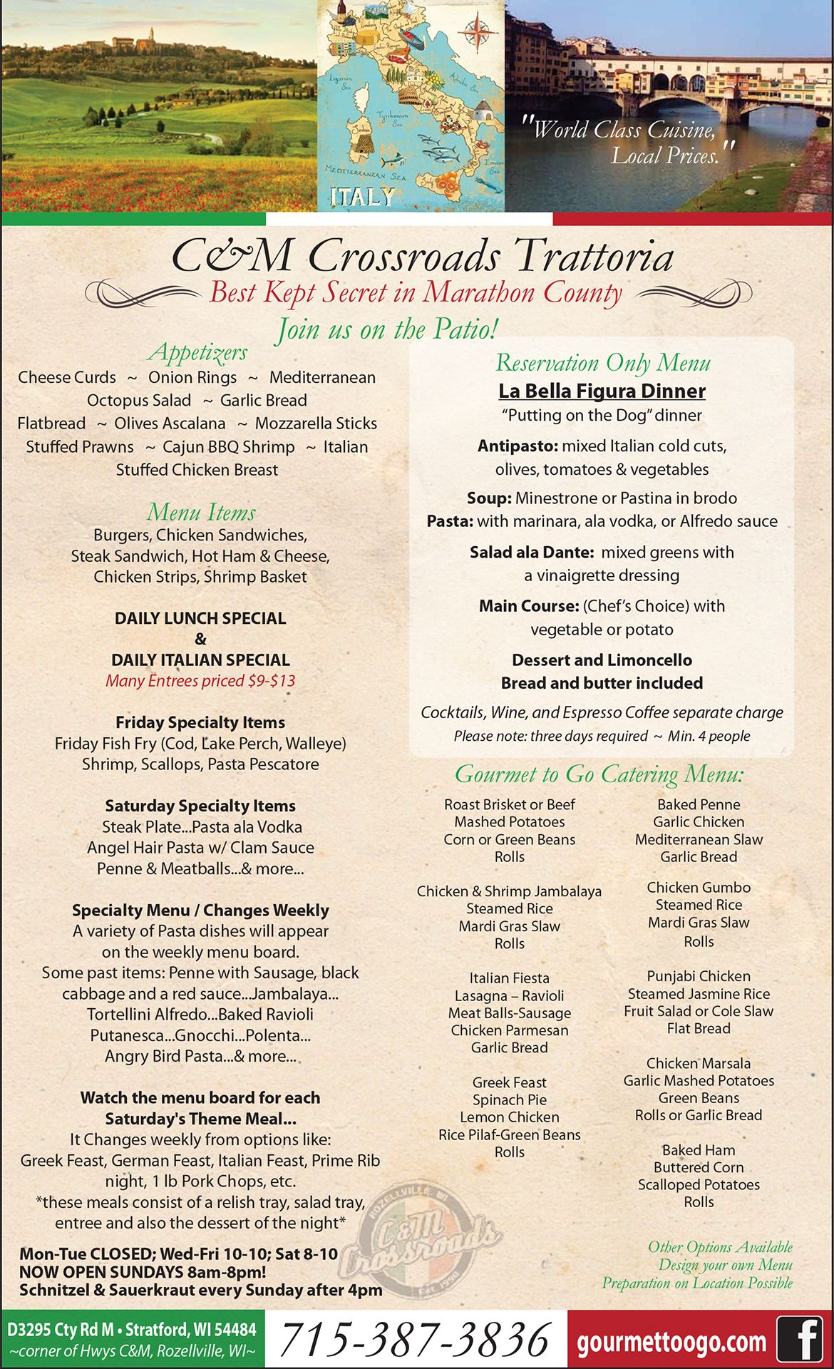 Pin By Mueller Publishing Inc On  Restaurant Menus In