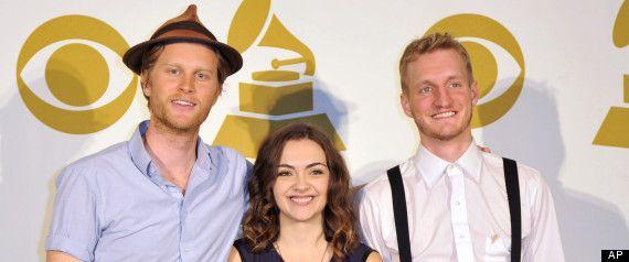 The Lumineers Grammys