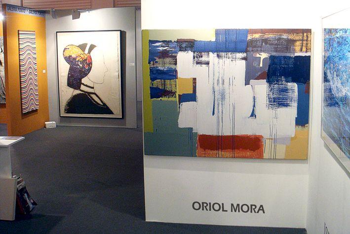 """20x25 International Art Fair"". Casablanca, Maroc '12"
