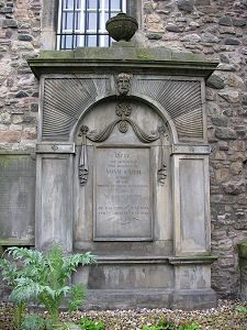 Adam Smith's Grave
