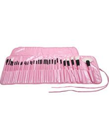 32 pcs Pink Makeup Brush Kit