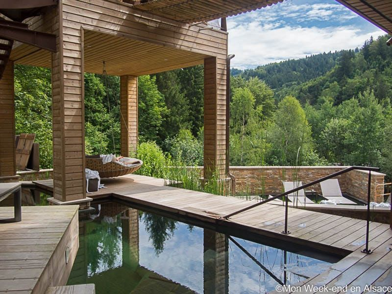 Une Journée Au Nature Spa De La Cheneaudière Mon Week End En Alsace Spa Meilleur Spa Week End Alsace